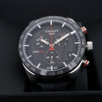 Tissot Chronograph 42mm Quarz neu PRS 516 Schwarz