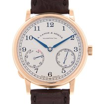 A. Lange & Söhne Rose gold 39mm Manual winding ALANGE234047 new