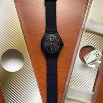 Swatch Plastic Automatic SUTN403 pre-owned United States of America, New York, LINDENHURST