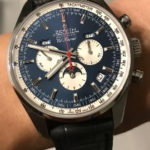 Zenith Chronograph 42mm Automatic 2016 pre-owned El Primero 410 Blue
