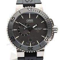 Oris Aquis Titan Titanium 46mm Grey