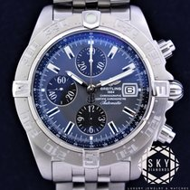 Breitling Steel 44mm Automatic A13364 pre-owned United States of America, New York, NEW YORK