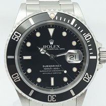 Rolex 16610 Aço Submariner Date 40mm