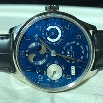 IWC Portuguese Perpetual Calendar new 2019 Automatic Watch with original box and original papers IW503203