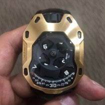 Urwerk Rose gold Automatic UR-105TA pre-owned