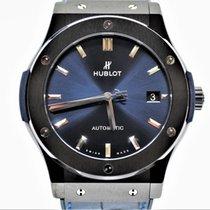 Hublot Classic Fusion Blue Cerámica 45mm Azul Sin cifras España, España