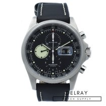 Glycine Steel 46mm Automatic 3867 pre-owned