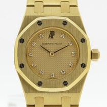 Audemars Piguet Royal Oak Lady Gelbgold 27mm Gold Deutschland, Stuttgart