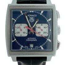 TAG Heuer Monaco CW2113-0 2000 brukt