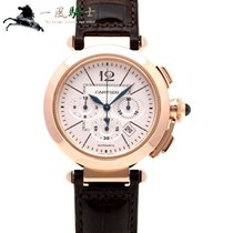 Cartier Pasha W3019951 pre-owned