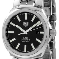 TAG Heuer Link Calibre 5 41mm Black United States of America, California, Los Angeles