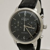 Glashütte Original Steel 42mm Automatic 3934022204 pre-owned