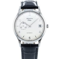 Zenith Elite Ultra Thin Steel 37mm White United States of America, Georgia, Atlanta