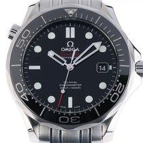 Omega Seamaster Diver 300 M Ατσάλι 41mm Μαύρο