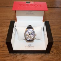 Tissot T-Complication T0704051641100A 2014 pre-owned