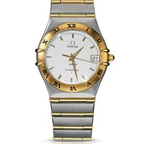 Omega Constellation Gold/Steel 33.5mm White South Africa, Johannesburg