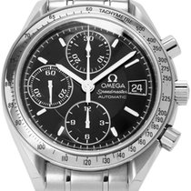 Omega 3513.50.00 Steel 2006 Speedmaster Date 38.5mm pre-owned