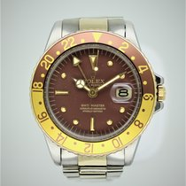 Rolex 1675 Gold/Steel 1972 GMT-Master 40mm pre-owned United States of America, Florida, Miami