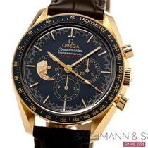 Omega 31163423003001 Yellow gold 2018 Speedmaster Professional Moonwatch 42mm new