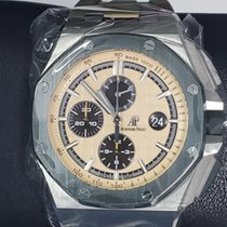 Audemars Piguet Royal Oak Offshore Chronograph 26400SO.OO.A054CA.01 Unworn Steel 44mm Automatic