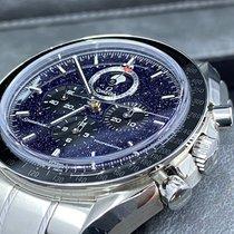 Omega Speedmaster Professional Moonwatch Moonphase 31130443201001 2012 new