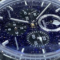 Omega Speedmaster Professional Moonwatch Moonphase new 2013 Watch with original box and original papers 31130443201001