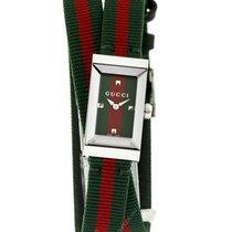 Gucci 25mm Kvarts YA147503 ny