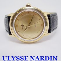 Ulysse Nardin Yellow gold Automatic pre-owned