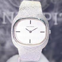 Girard Perregaux Vintage Dresswatch 18K Weißgold massiv...