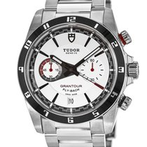 Tudor Grantour Chrono Fly-Back new Automatic Chronograph Watch with original box 20550N-95730WHI