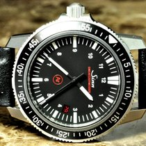 Sinn EZM 3 with Box Papers Card