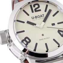U-Boat 53mm Automatik neu Classico Champagnerfarben