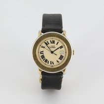 Cartier Must de 18001 - Gold Quartz