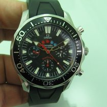 Omega Seamaster 300 Racing Automatic Chronograph 45mm Steel Diver