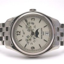 Patek Philippe 5146 Annual Calendar White Gold Automatic Mens...