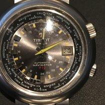 Tissot navigator t12 world timer