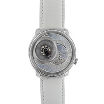 Hautlence White gold 42mm Manual winding HLC 03 DIAMOND new
