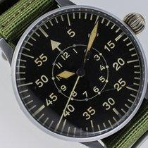 Laco B-Uhr Pilot Flieger 2 Weltkrieg WWII German Army