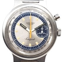 Longines Conquest Chronograph For The XXth Olympic Games 1972...