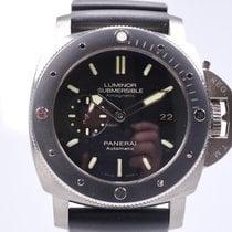 Panerai Luminor Submersible 1950 3 Days Automatic gebraucht 47mm Titan