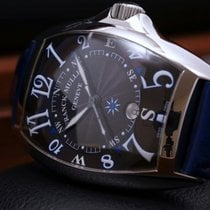 Franck Muller Mariner pre-owned 55mm Steel