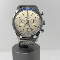 Breitling Steel Automatic AB015412/G784/154A pre-owned