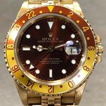 Rolex Gelbgold 40mm Automatik 16718 gebraucht