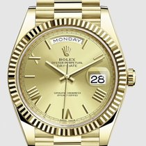 Rolex Day-Date 40 Yellow gold 40mm United States of America, New Jersey, Totowa