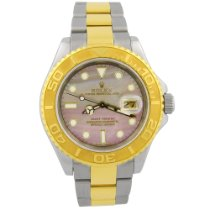 Rolex Yacht-Master 40 Gold/Steel 40mm No numerals United States of America, California, Fullerton