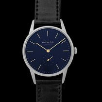 NOMOS Orion 38 38.0mm Blue United States of America, California, San Mateo
