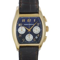 Girard Perregaux pre-owned Automatic Blue