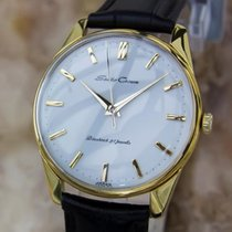 Seiko Gold/Steel 36mm Manual winding pre-owned