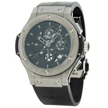 Hublot Automatic Transparent pre-owned Big Bang