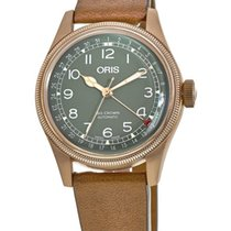 Oris Big Crown Pointer Date new Automatic Watch with original box 01 754 7741 3167-07 5 20 58BR